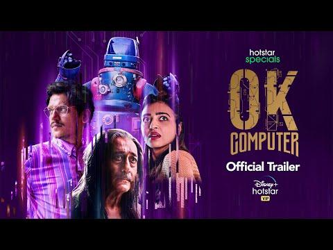 Hotstar Specials OK Computer   Trailer I Vijay Varma, Radhika Apte, Jackie Shroff, Anand Gandhi