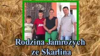 Prezentacja gospodarstwa Państwa Jamrożych ze Skarlina