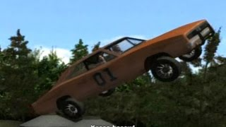 The Dukes Of Hazzard: Return Of The General Lee Review (PS2)