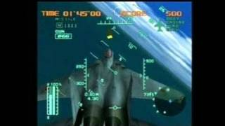 AeroWings 2: Air Strike Dreamcast Gameplay_2000_02_09_2