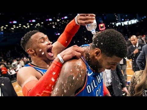 Paul George Game Winner 47 Points vs Nets! 2018-19 NBA Season