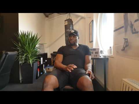 DON CHARLES ON DEREK CHISORA, AMATEUR BOXING, PUNCH LONDON, BUGLIONI, UPCOMING FIGHTS