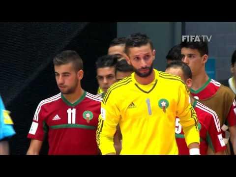 Match 23: Iran v Morocco - FIFA Futsal World Cup 2016