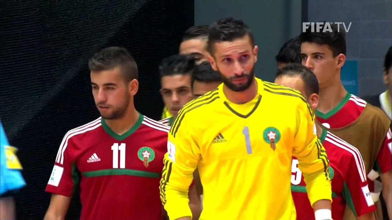 super popular 712d6 a8fe3 Match 23: Iran v Morocco - FIFA Futsal World Cup 2016