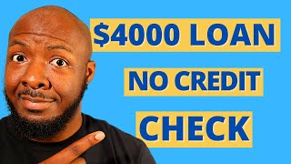 Get Next-Day Funding with No Credit Check and a Loan up to $4000 thumbnail