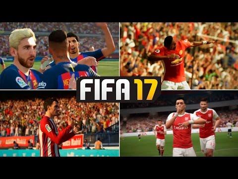 FIFA 17 | TRAILER OFICIAL - ANALISIS DE TODO LO NUEVO!