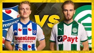 FLORIS JORNA (HEERENVEEN) vs NICK DEN HAMER (FC GRONINGEN) | Kwartfinale | XBOX | eDivisie