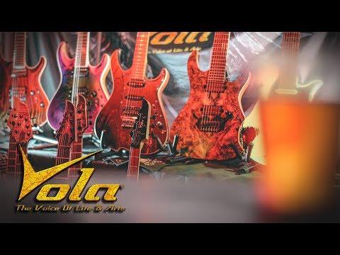 EUROBLAST 2019 - Vola Guitar