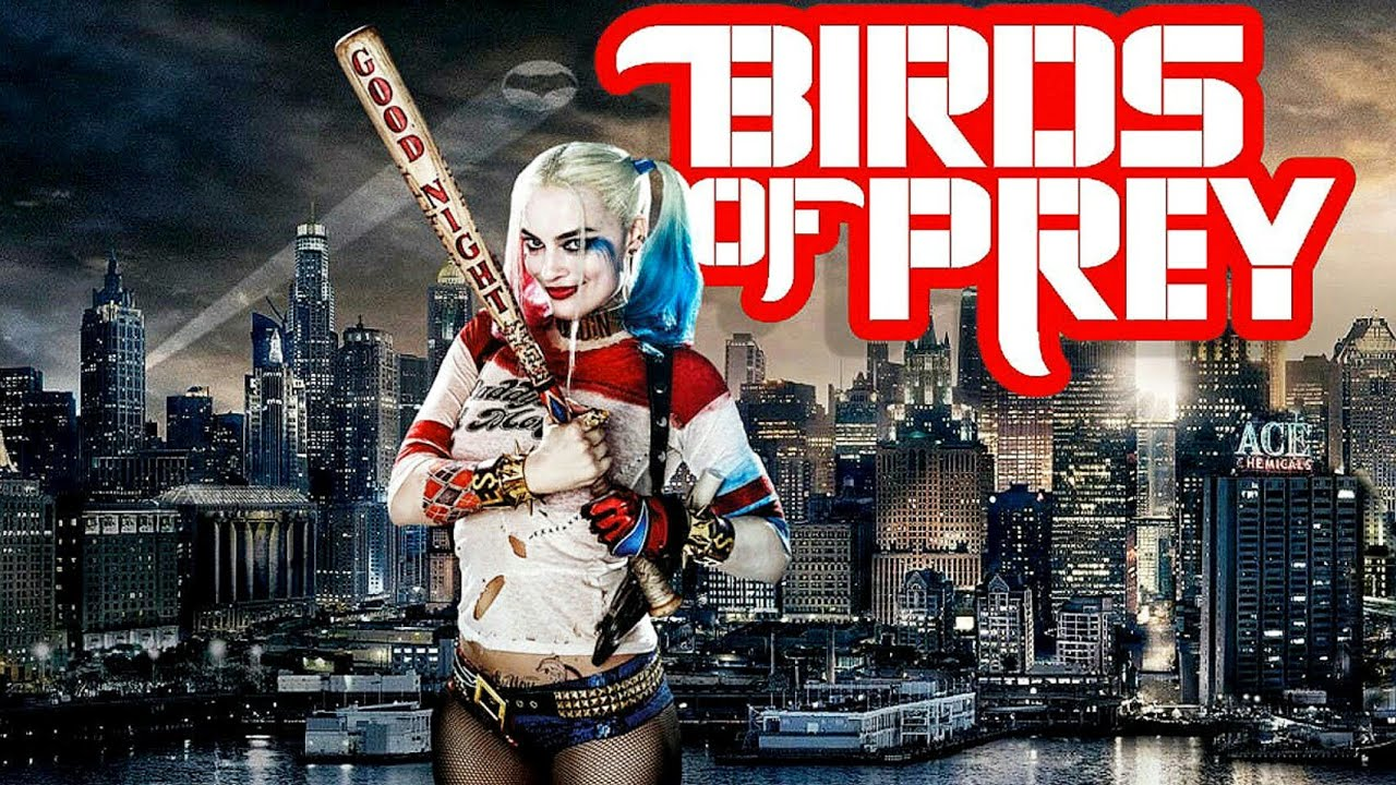 Birds Of Prey 2020 Official Trailer Hd Margot Robbie S Action Adventure Movie Youtube