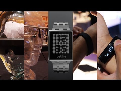 Wearable Tech at CES 2014
