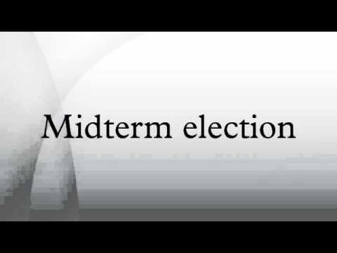 Midterm election