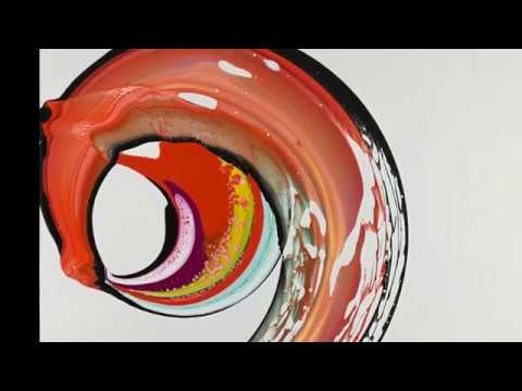 Spiral Art Lessons Spin Art