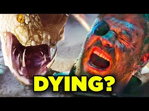 THOR Secret Suicide Mission Revealed! (Thor Love & Thunder Theory!)