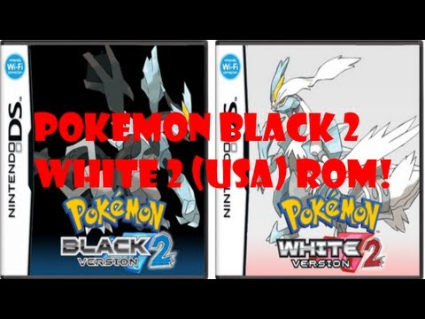 Pokemon white 2 nds rom patched download