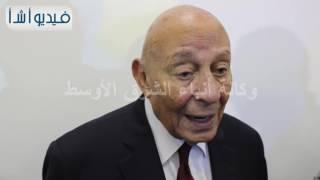 """بالفيديو: """"فايق"""" المجتع الدولي شريك في مشكلة الهجرة الشرعية وعليه المشاركة في حلها"""