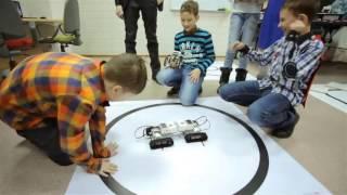Школа робототехники для детей ''Елестетариум''