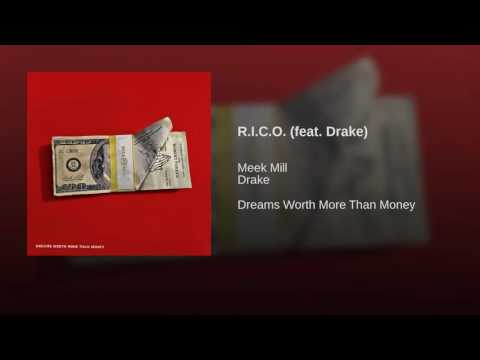 Meek Mill - R.I.C.O. (feat. Drake) [CLEAN OFFICIAL]