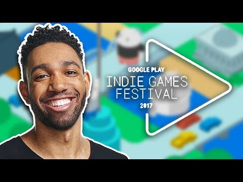 I Hosted The GOOGLE PLAY Indie Games FESTIVAL! - [DAILY LIFE/VLOGS]