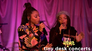 The tiny desk is working from home for foreseeable future. introducing npr music's (home) concerts, bringing you performances across c...