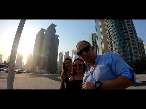 Holiday trip to Doha (Qatar) - 2018 - GoPro Hero 6