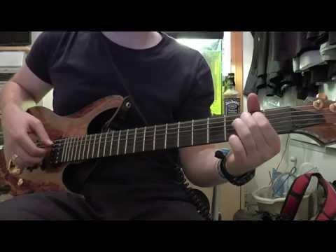 Alex Clare - Too Close (Guitar Tutorial)