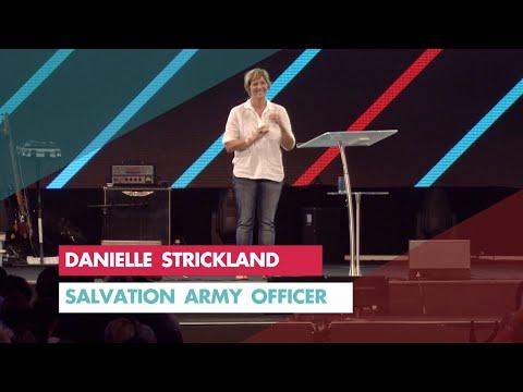 Seeing through a Kingdom Lens | Danielle Strickland | Focus 2014