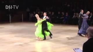 Professional Ballroom Tango - UK Open 2017
