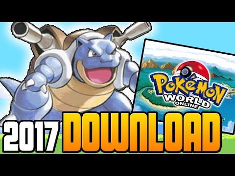 Pokemon World Online 2017 Download