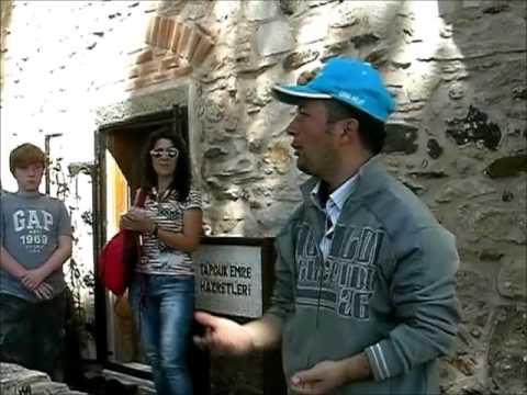 TAPDUK EMRE - YUNUS EMRE TÜRBESİ - Emre Köyü - Kula - MANİSA