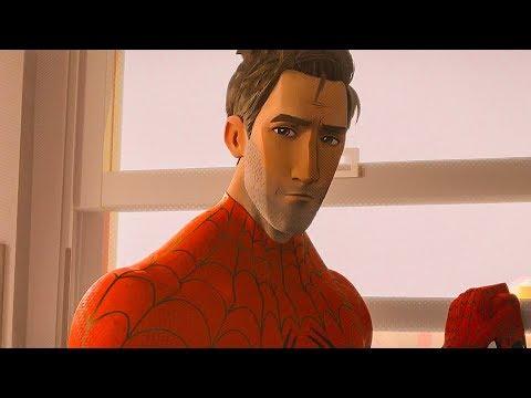 Иначе никак, Майлз, скачок веры / Питер Паркер и Майлз Моралес. Человек-паук: Через вселенные. 2018