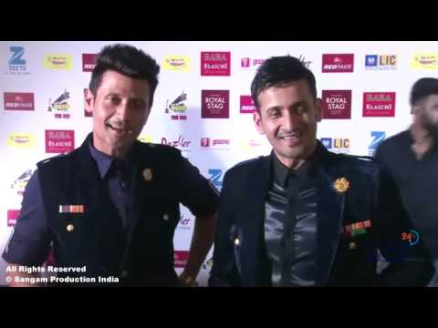 Bollywood Singer Manmeet Singh and Harmeet Singh | The Red Carpet of Mirchi Music Awards 2017
