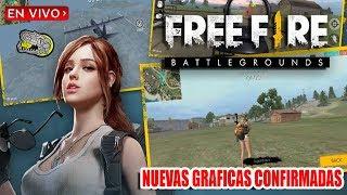 🔴 Free Fire - Battlegrounds - Mejores Gráficas Confirmadas - Armando Equipos