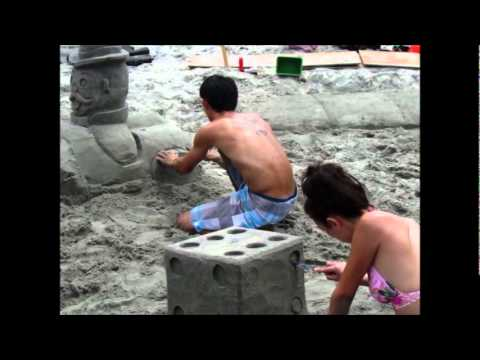 2011 31st U S  Open Sandcastle Competition, Imperial Beach, California