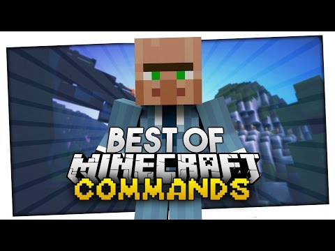 Best of ConCrafter - Minecraft Commands