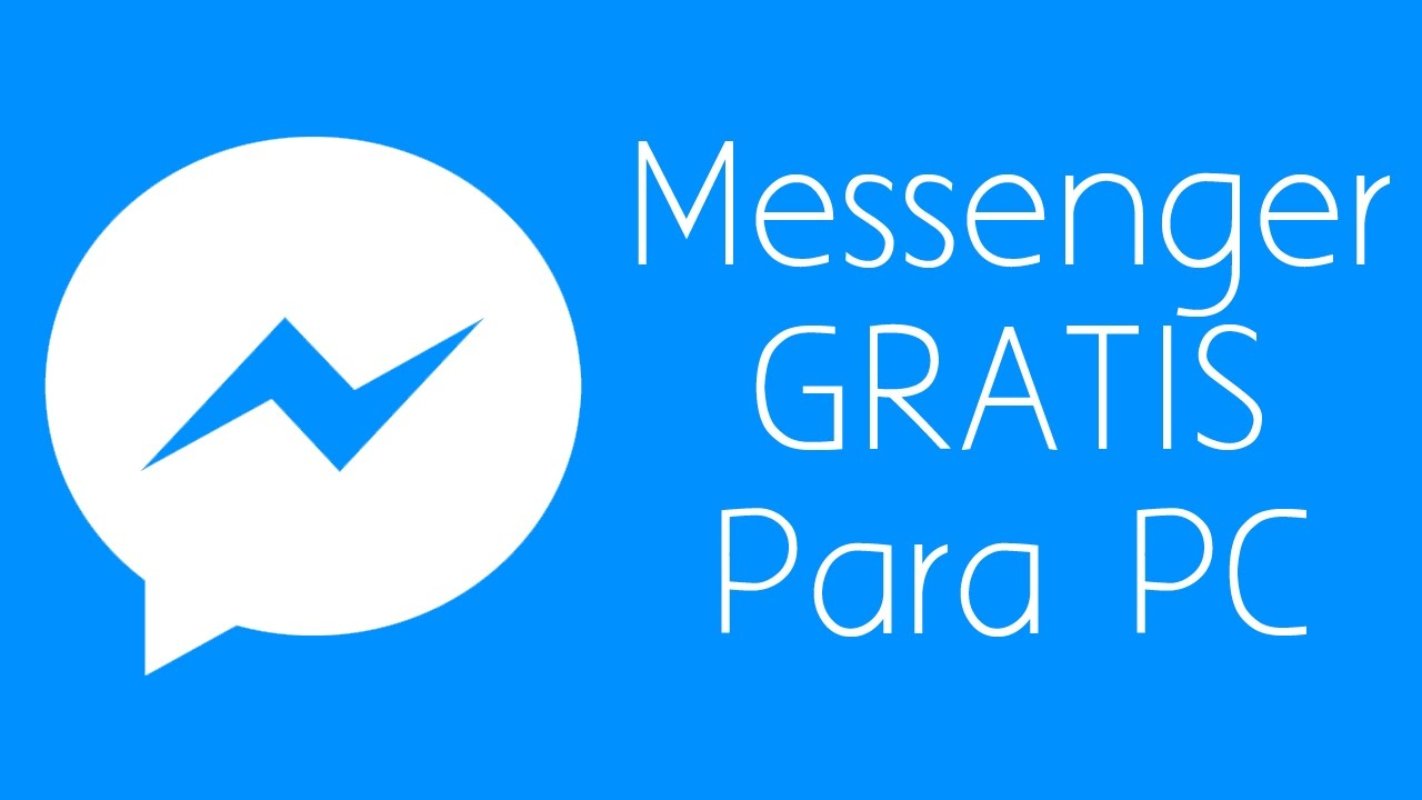 Descargar Messenger Gratis Descargar Facebook Messenger Para Pc Gratis 2016