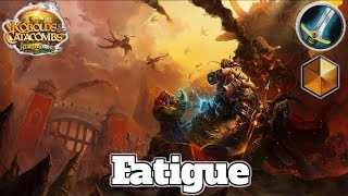 Gameplay Fatigue Control Warrior Kobolds And Catacombs   Hearthstone Guide How To Play