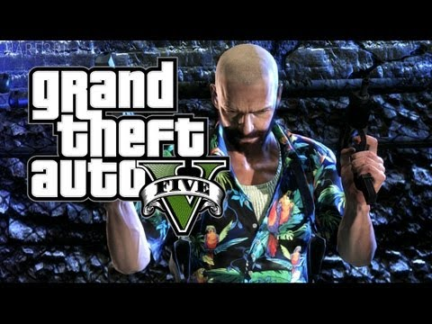 Gta 5 Easter Eggs Series Max Payne 3 Hawaiian T Shirt Youtube
