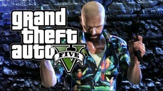 GTA 5 Easter Eggs Series: Max Payne 3 Hawaiian T-Shirt!