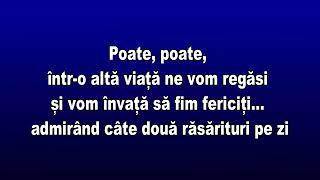 The Motans - Inainte Sa Ne Fi Nascut karaoke version