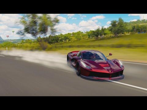 Forza Horizon 3 - Ärhäkkä Ferrari!