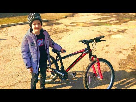Велосипед ребёнку на 7-8 лет / Выбор велосипеда ребёнку / Какой купить велик / Apollo Panther