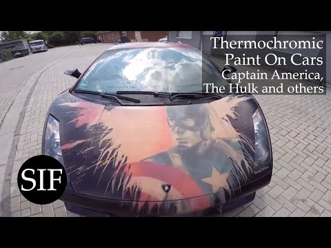 The Love Doctors - Very Cool Car Paint Jobs!