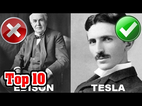 10 Inventions Credited To The Wrong Person