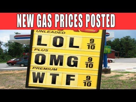 WORLD'S CRAZIEST GAS PRICES