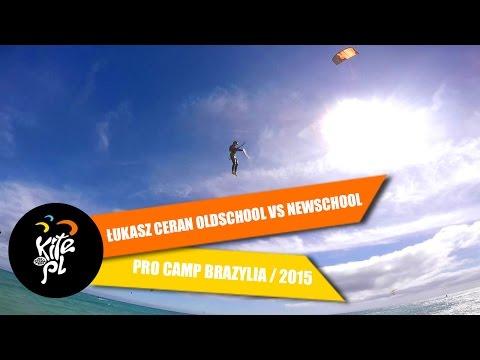 Łukasz Ceran Oldschool vs Newschool / XPC Pro Camp / Brazylia 2015