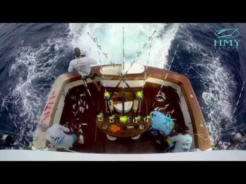 Marlin And Sailfish Video - The Abaco Beach Blue Marlin Tournament