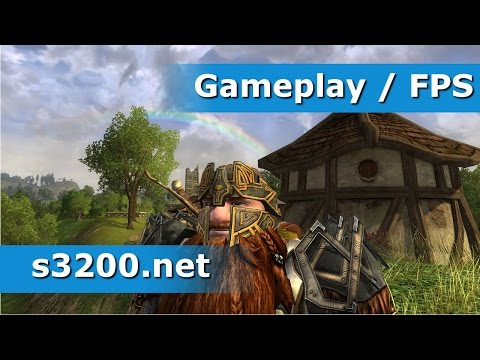 Lotro - Gameplay - GTX 970 - 2560x1080 - ULTRA