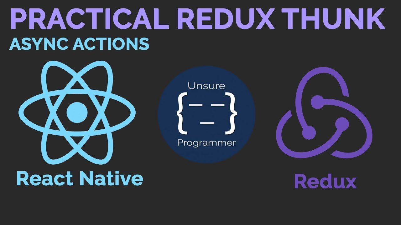 Practical Redux Thunk