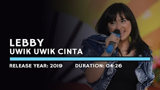 Lebby Uwik Uwik Cinta Karaoke Version.mp3