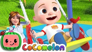 Ja Ja Spielplatz Song | CoCoMelon Nursery Rhymes & Kids Songs